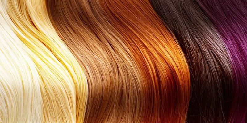 رنگ موی مناسب شما
