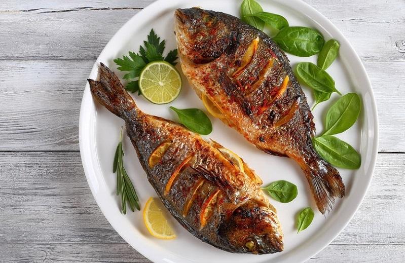 رو های متداول پخت ماهی