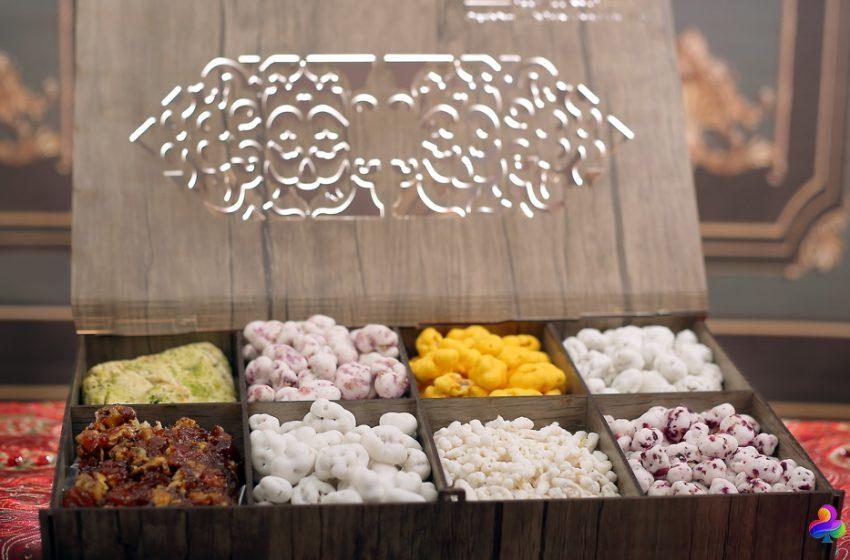 سوغاتی شیرین ارومیه و دیار آذربایجان